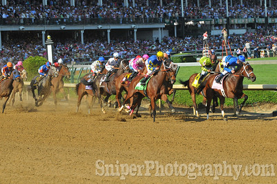 Kentucky Oaks 2010-18