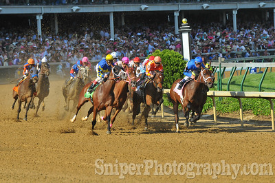 Kentucky Oaks 2010-16