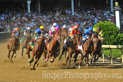 Kentucky Oaks 2010-14