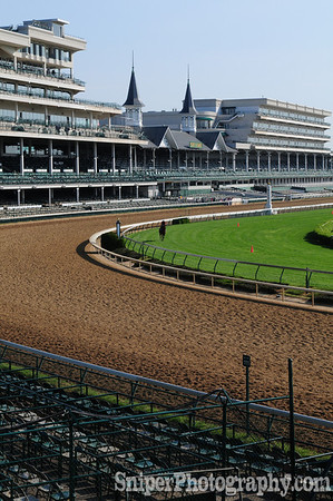 First Turn - Churchill Downs