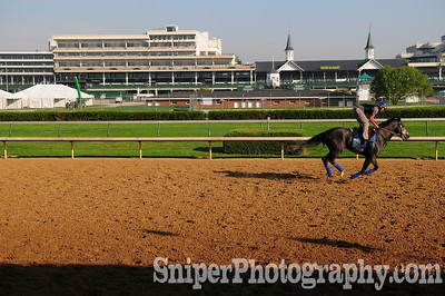 Backside - Churchill Downs