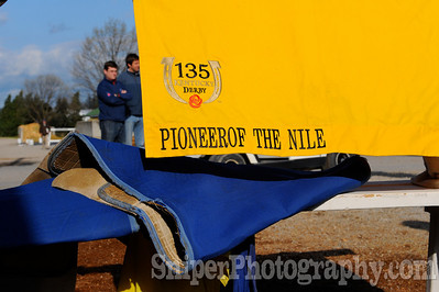 Pioneerof The Nile's workout blanket.