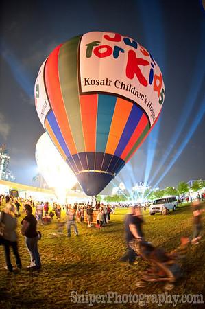 Balloon Glimmer - Waterfront Park - 2010-11