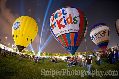 Balloon Glimmer - Waterfront Park - 2010-17
