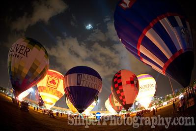 Balloon Glimmer - Waterfront Park - 2010-20