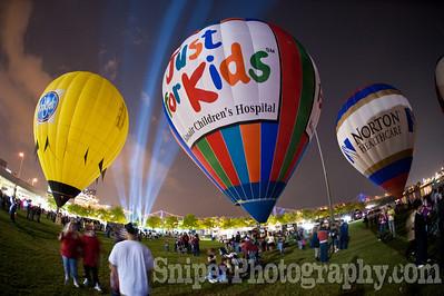 Balloon Glimmer - Waterfront Park - 2010-16