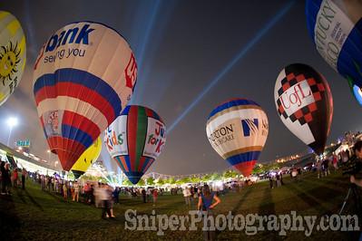Balloon Glimmer - Waterfront Park - 2010-13