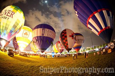 Balloon Glimmer - Waterfront Park - 2010-19