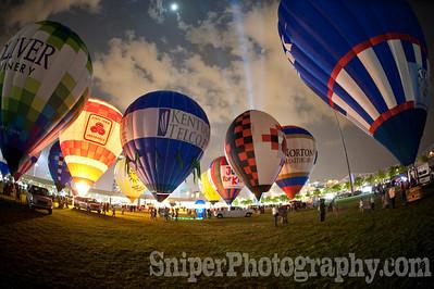 Balloon Glimmer - Waterfront Park - 2010-18
