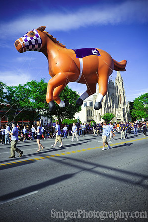 Kentucky Derby Festival Pegasus Parade 2010-62