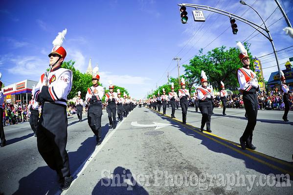 Kentucky Derby Festival Pegasus Parade 2010-10
