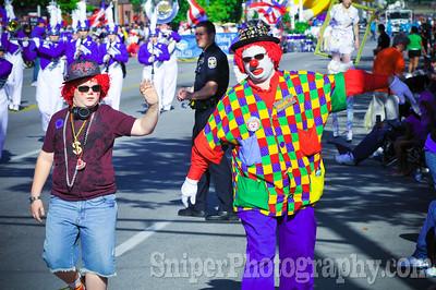 Kentucky Derby Festival Pegasus Parade 2010-26