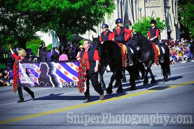 Kentucky Derby Festival Pegasus Parade 2010-24