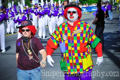 Kentucky Derby Festival Pegasus Parade 2010-27
