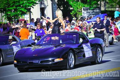 Kentucky Derby Festival Pegasus Parade 2010-25