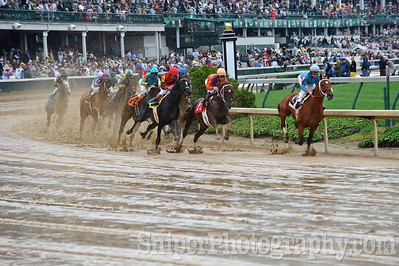 Kentucky Derby 135-14