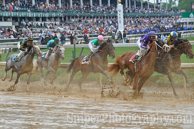 Kentucky Derby 135-18