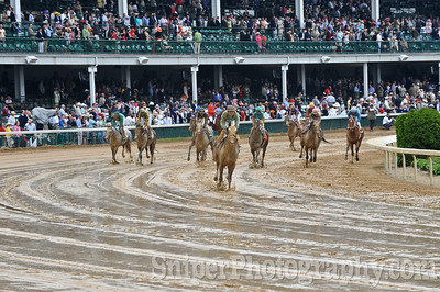 Kentucky Derby 135-22
