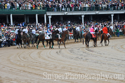 Kentucky Derby 135-36
