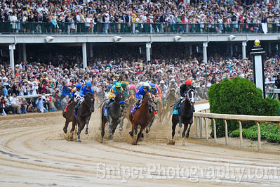 Kentucky Derby 135-55