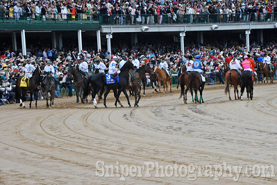 Kentucky Derby 135-37