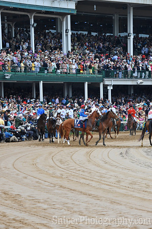 Kentucky Derby 135-50
