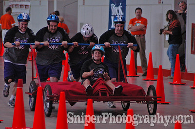 The Great Bed Races - Kentucky Derby Festival