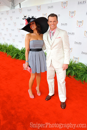 Kentucky Derby Celebrity Red Carpet-38