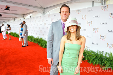 Kentucky Derby Celebrity Red Carpet-53