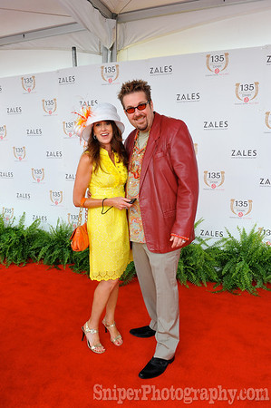 Kentucky Derby Celebrity Red Carpet-83