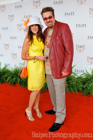 Kentucky Derby Celebrity Red Carpet-84
