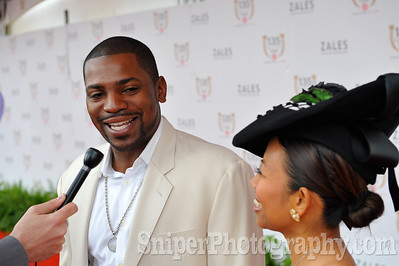 Kentucky Derby Celebrity Red Carpet-91