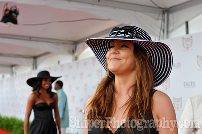 Kentucky Derby Celebrity Red Carpet-61