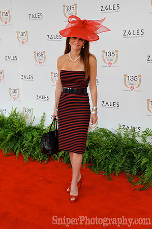 Kentucky Derby Celebrity Red Carpet-73