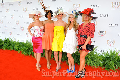 Kentucky Derby Celebrity Red Carpet-44