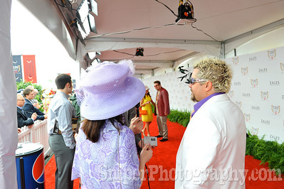 Kentucky Derby Celebrity Red Carpet-82