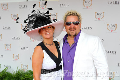 Kentucky Derby Celebrity Red Carpet-87