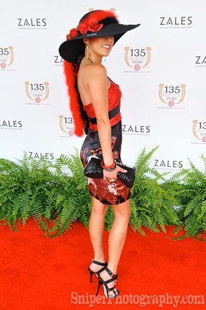 Kentucky Derby Celebrity Red Carpet-48