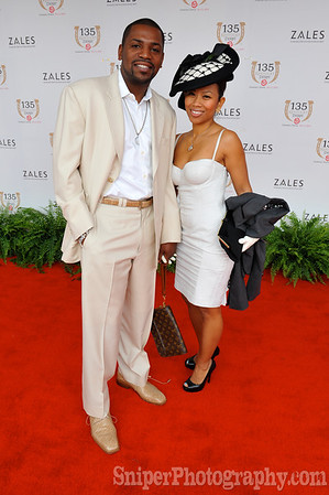 Kentucky Derby Celebrity Red Carpet-92