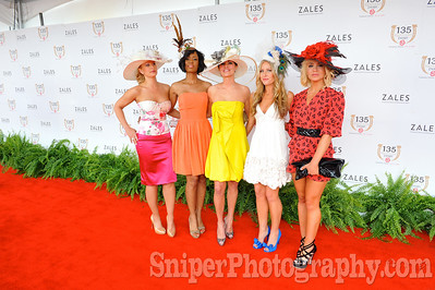 Kentucky Derby Celebrity Red Carpet-43