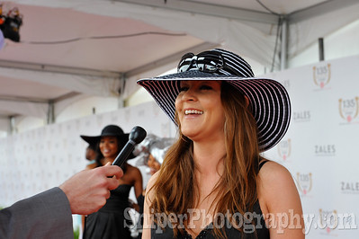 Kentucky Derby Celebrity Red Carpet-62