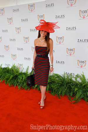 Kentucky Derby Celebrity Red Carpet-72