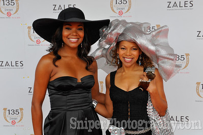 Kentucky Derby Celebrity Red Carpet-63