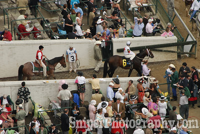 The Kentucky Oaks - Churchill Downs 2007