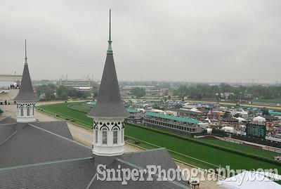The Kentucky Oaks - Churchill Downs 2007