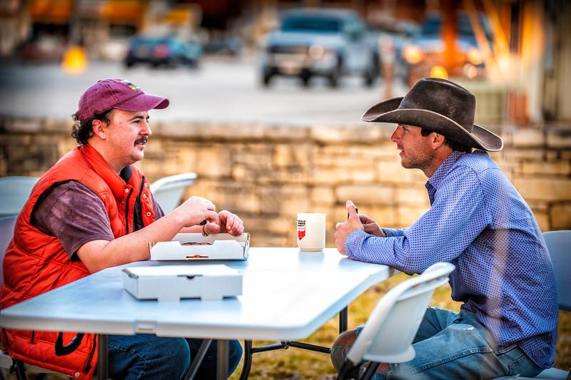 Kerrville Farmers Market - Kerrville, Kerr Co., TX