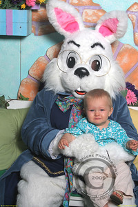 The Easter Bunny is Scary!