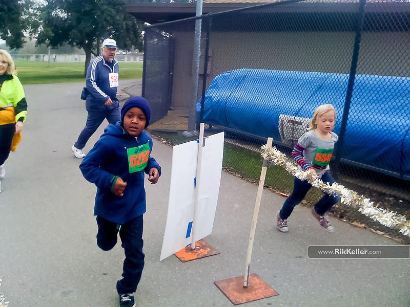 Holiday Training Run