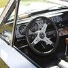 LHD Lotus Cortina interior.