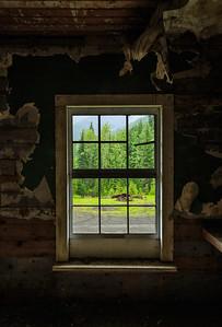 Window to Sandon